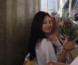 doyeon, ioi, and korean image