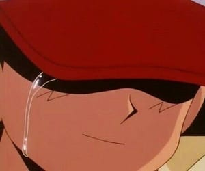 crying, memes, and pokemon image