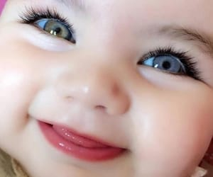 adorable, baby, and beauty image