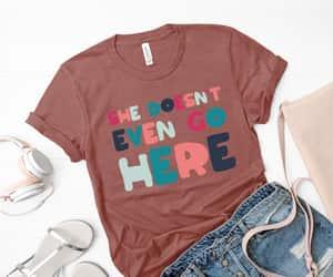 graphic tee, tshirt, and t-shirt image