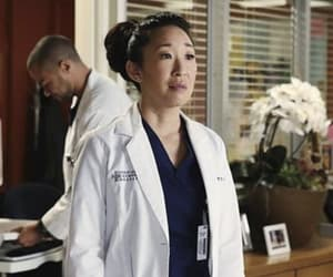 actress, sandra oh, and doctor image