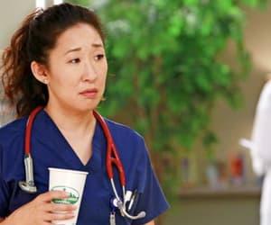 actress, sandra oh, and cristina yang image