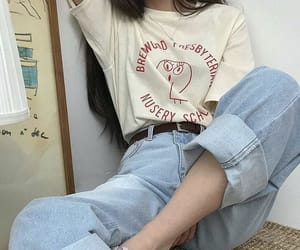 fashion, clothes, and outfit image