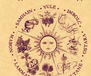 holidays, witch, and beltane image