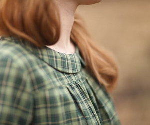 girl, redhead, and vintage image