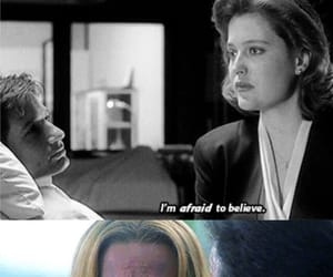 gillian anderson, scully, and the x files image