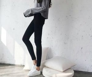anorexia, long legs, and body goals image
