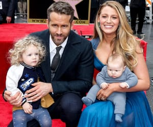 blake lively, wife, and family image