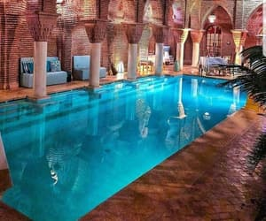 holiday, hotel, and marrakech image