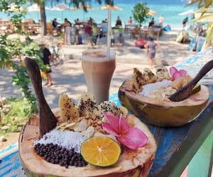 food and tropical image