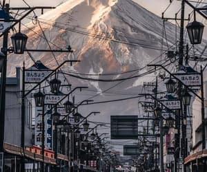 explore, mount, and mount fuji image