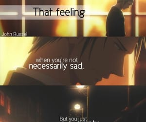 anime, sad, and violet evergarden image