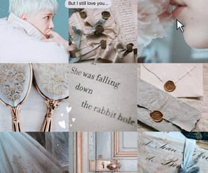 aesthetic, moodboard, and primadonna image