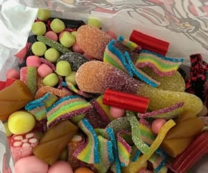 sweet, candy, and food image