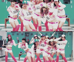 parede, snsd, and girls' generation image