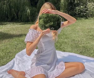 green, mirror, and nature image