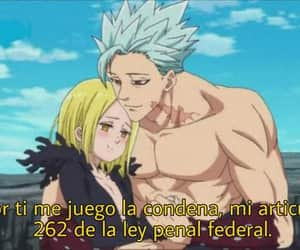 anime, posting, and ley penal federal image