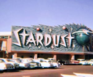vintage, retro, and stardust image