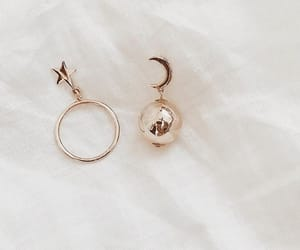 accessories, aesthetic, and earrings image