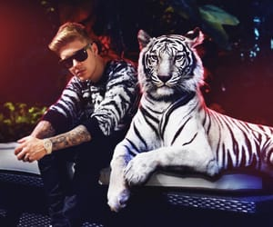 justin bieber and bizzle image
