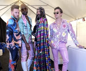 music video, queer eye, and you need to calm down image
