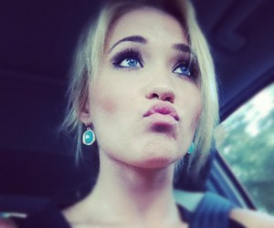 emily osment and beautiful image