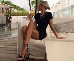 heels, summer, and wine image
