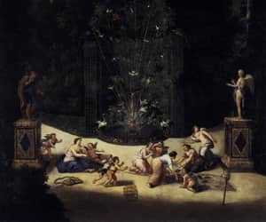 17th century, allegory, and baroque image