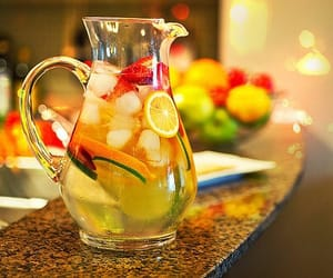fruit, drink, and food image