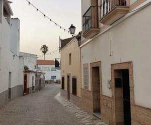 buildings, city, and espana image