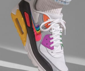 colorful, nikeairmax, and colour image