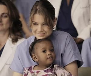 grey's anatomy, cute, and baby image