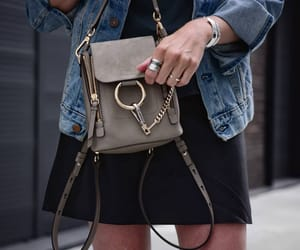 blogger, chloe bag, and fashion image