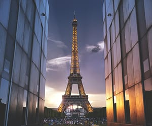 eiffel tower, photography, and parís image
