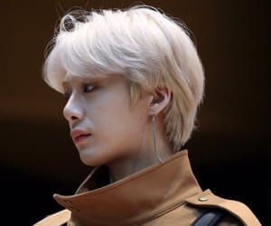kpop, chae, and chae hyungwon image