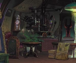 ancient, animation, and ghibli image