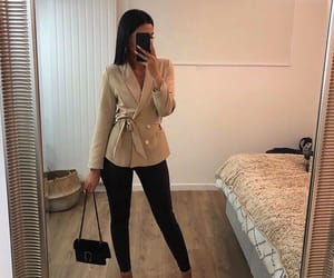 outfit, goals, and fashion image
