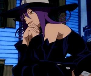 anime girl, blair, and cat image