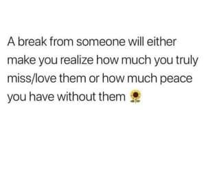boy, break, and break up image