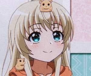 anime, icon, and girl image