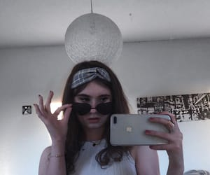 aesthetic, girl, and goals image