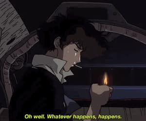 80s, Cowboy Bebop, and spike spiegel image
