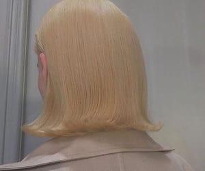 blonde and vintage image