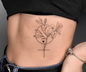 body art, equality, and flower image
