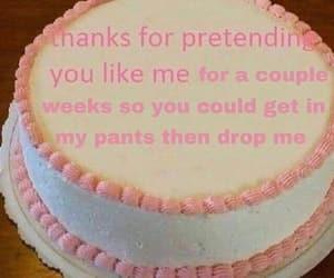 cake, hate u, and fu image