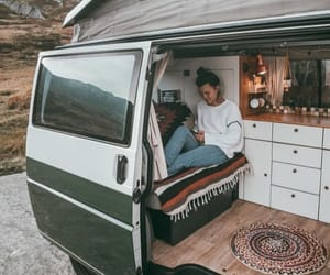 camping, decor, and fun image