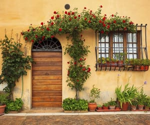 door and italy image