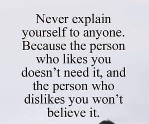 believe, explanation, and quote image