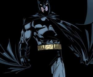 art, dc comics, and batman image