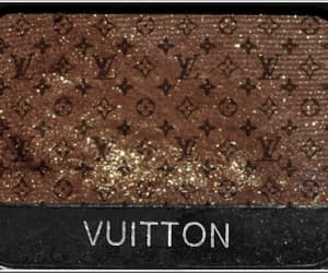 Louis Vuitton, vuitton, and makeup image